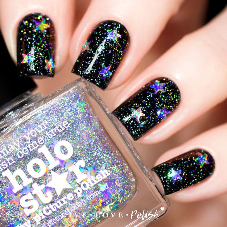 Picture Polish Holo Star Nail Polish (Holiday Trio 2016 Collection)