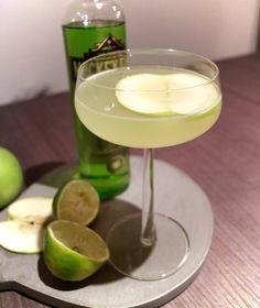 Mickey Finn appel martini