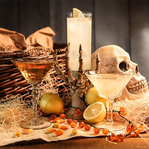 Your Halloween Cocktail: Originally created as a hangover cure, this ghoulishly named Corpse Reviver is what you should drink on Halloween.
