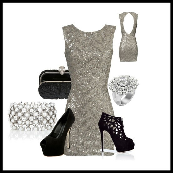 sparklesss: Sparkle Dresses, Hot Shoes, Dresses Shoes, Date Outfit, Sparkly Dresses, New Years Eve, Eve Outfit, The Dresses, New Years Outfit