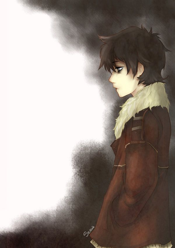 Nico di Angelo - Lost Prince by Serena-Neko on DeviantArt