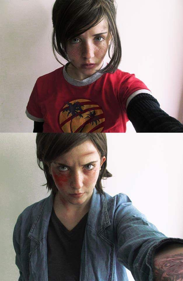 Ellie From The Last Of Us and The Last Of Us 2 http://ift.tt/2kVUduQ
