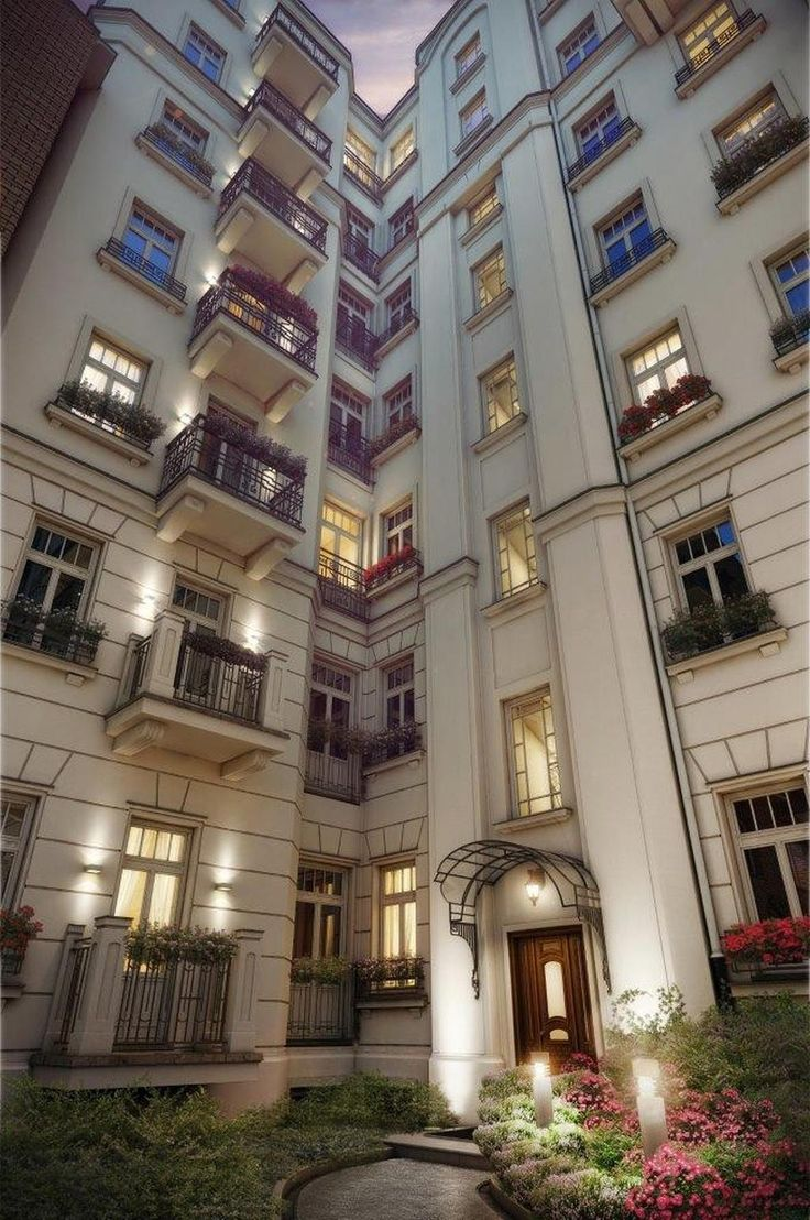 Mieszkanie 3 pokojowe o powierzchni 70.7 m2 nr 5 - Warszawa Śródmieście - Fenix Group