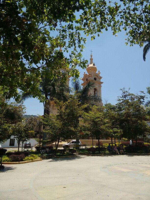 Parque Principal Suaita