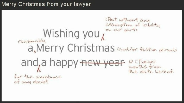 merry christmas from your lawyer: Christmas Cards, Lawyer Jokes, Lawschool, Lawyer Christmas, Holidays, Funny Stuff, Humor, Law Schools, Merry Christmas