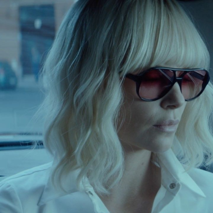 """Atomic Blonde on Instagram: """"Keep your friends close. Kill everyone else. #AtomicBlonde - in theaters July 28."""""""