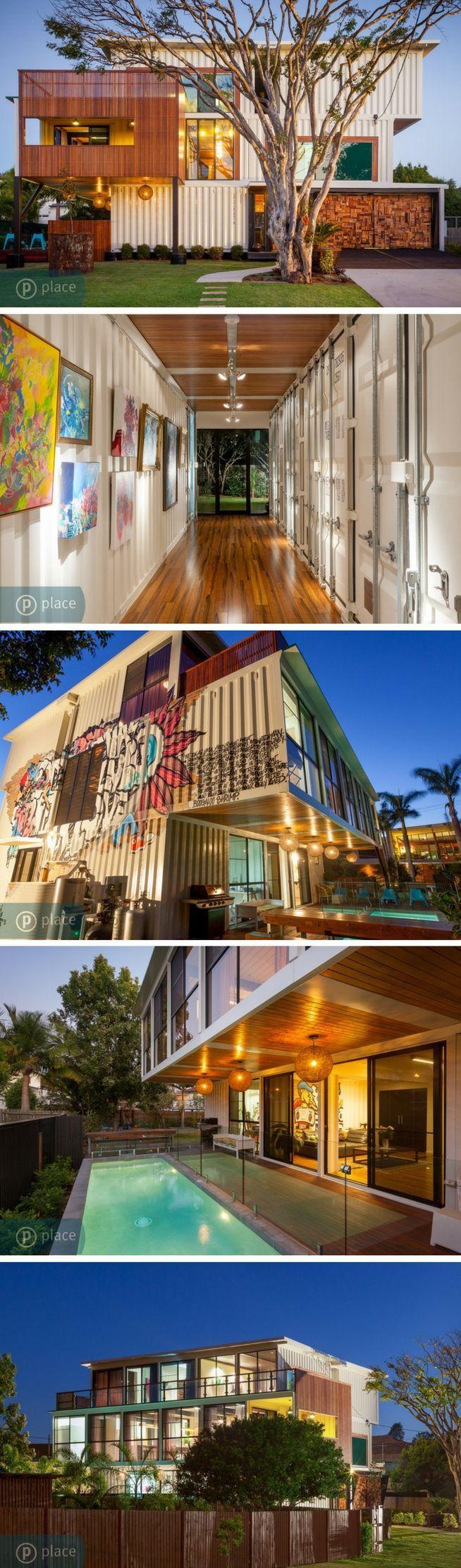 68 besten Tiny Houses Bilder auf Pinterest | Container ...