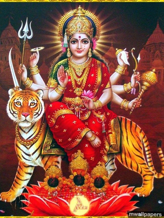 Download Maa Durga Devi Hd Photos Wallpapers 1080p In 1080p Hd