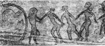 ¿A QUIEN REPRESENTAN LAS PINTURAS RUPESTRES DE LAS CUEVAS TASSILI? | ORIGEN HUMANO