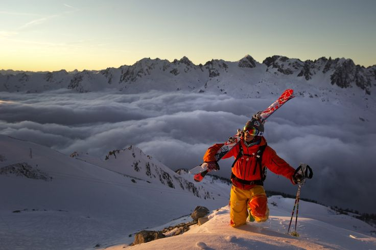 """""""What's the worst case scenario for using a camera? What are the worst and harshest conditions? High altitude, fast action, wet, cold and icy. Let's take the plunge!"""" Watch how the S2 performed with Jonas Bendiksen at Chamonix in the French Alps: http://blog.leica-camera.com/photographers/interviews/jonas-bendiksen-going-to-extremes-to-capture-the-passion/"""