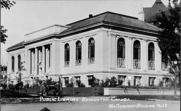 The Lost Series: Edmonton's Lost Buildings - Edmonton Heritage Council