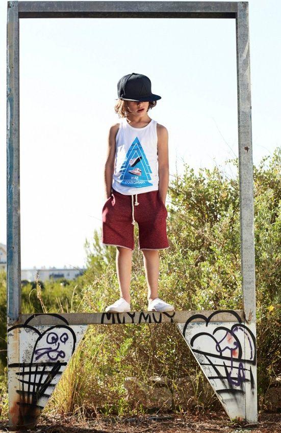 Street Influenced Kidswear From Little Eleven Paris For