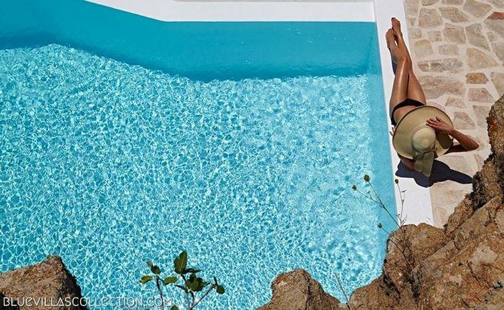 Moon Illusion Villa pool