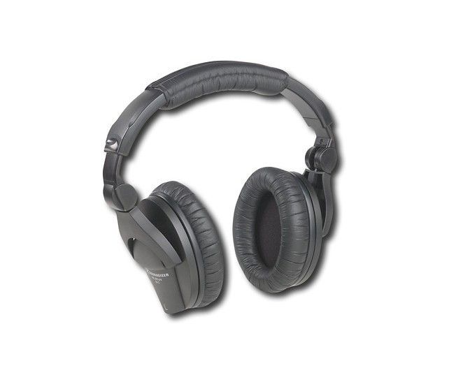 Sennheiser - HD280 Professional Headphone - Black. Warranty Terms - Parts 2Year Warranty Terms - Labor 2 year Weight 10.05oz Assembly Required false Headphone Type Over-the-head Headphone Style Over-the-head Magnet Type Neodymium Driver Frequency Response 8Hz to 25kHz Sensitivity/SPL 113dB Total Harmonic Distortion <0.1% Impedance 64Ohm Connector Mini-phone Cord Length 3.28ft Folding Yes UPC 615104049741