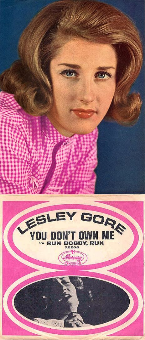 "Lesley Gore ""You Don't Own Me"" (1963)"