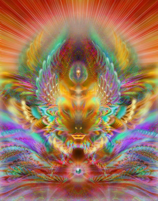 Lion's Gate by Erial AliHealng Art, Energy Based, Angels Angled, Fractals Art, Art Spirituality, Arches Angels, The Angels, Spirituality Awakening, Spirituality Art