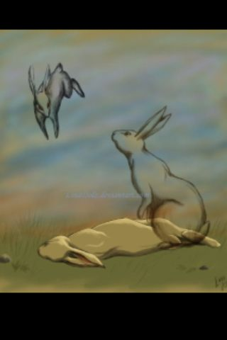 Watership Down Hazel death scene. I sincerely hope this is what death is actually like. God comes for you, asks you if you are tired and invites you to joint him. You lie down, take your last breath and off your soul goes to joint the departed.