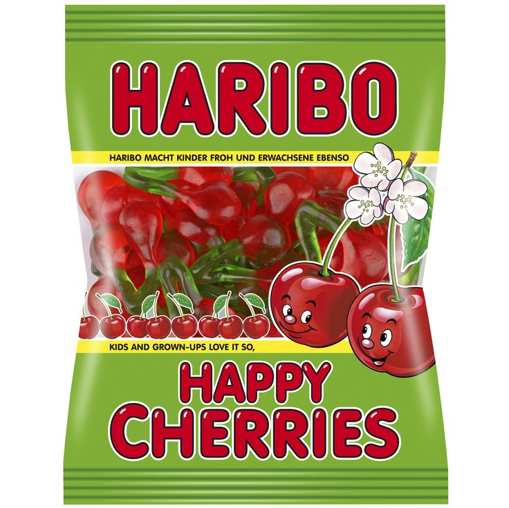 Haribo Happy Cherries | Online kaufen im World of Sweets Shop