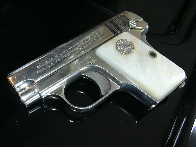 Smallest Colt 1911?