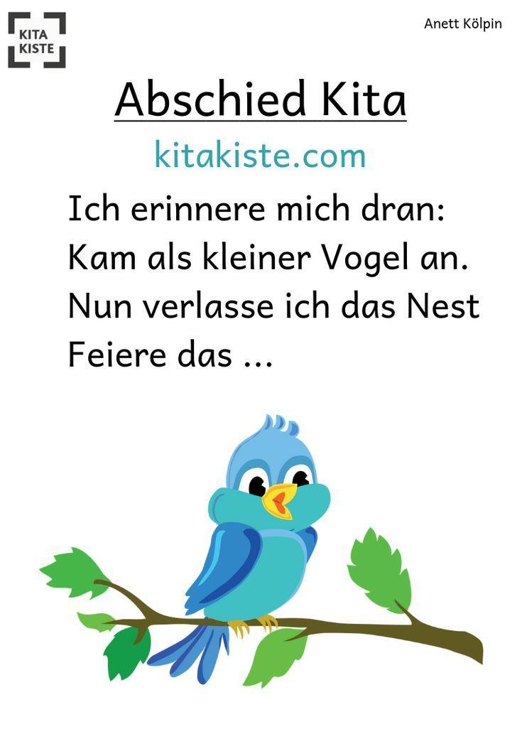 Kitakiste In 2020 Gedichte Zum Schulanfang Kinder Lied Kindergarten Lieder