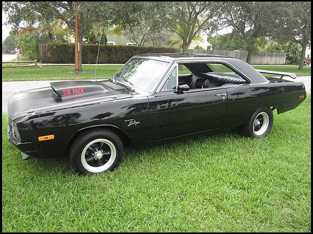 1972 Dodge Dart for sale by Mecum Auction