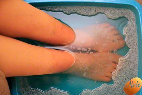 Verwarmend Phyto 5 voetbad