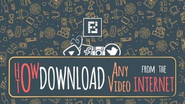 How To Download Any Video From The Internet We all love videos. And the fact that we can save a video we love on the Interrnet, say on Facebook, could be annoying. This is why this article will be useful for YOU.  How To Download Any Video From The Internet  Here, you'll be learning about how to use Web-services, Internet shortcodes to get whatever video you want and from wherever!  How to Download YouTube Videos  Savefrom.net  In order to download YouTube videos fromsavefrom.net, all you…