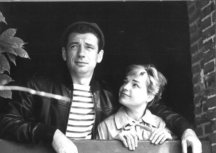 Yves Montand et Simone Signoret, leur amour aux enchères