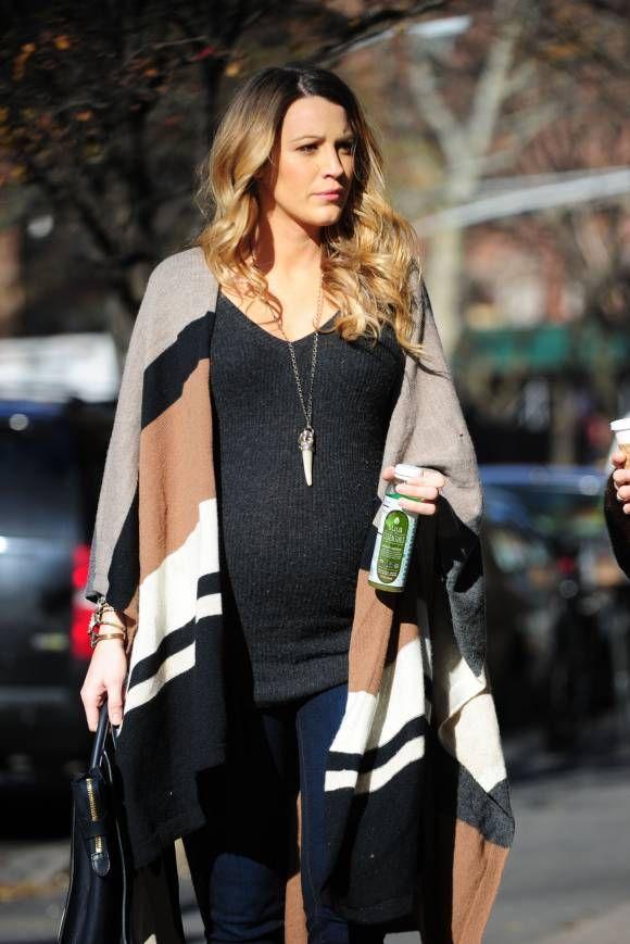 Blake Lively's Pregnancy Style [PHOTOS]