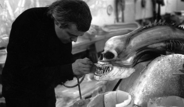 While often imitated, Giger alone seemed to posses some arcane, direct line of communication to realms of inhuman beauty.
