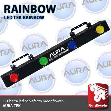 LUZ LED / TEK-RAINBOW