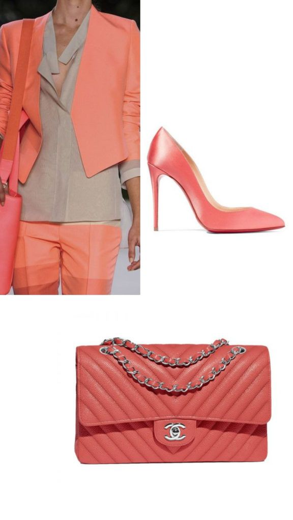 3b7a319ce4fdb Living Coral; moda, trend, home décor.   style   Pinterest   Coral, Style  and Moda