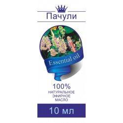 Эфирное ароматическое масло - Пачули