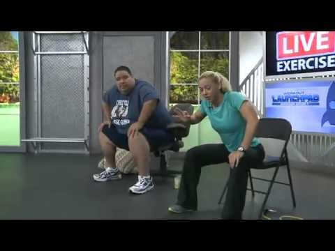 Seated Exercise Limited Mobility - Launchpad - S...
