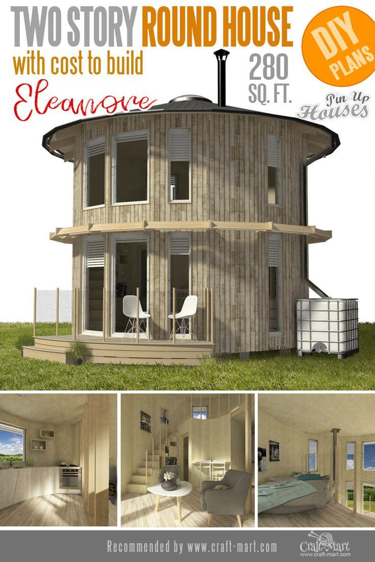 Awesome Small And Tiny Home Plans For Low Diy Budget Small House
