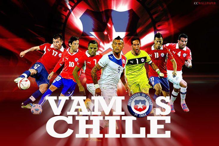 Vamos Chile ♥