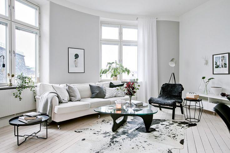 Modern living room interior. #LivingRoom #Home #Interior