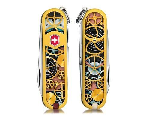 Victorinox Taschenmess. Classic Swiss Clock