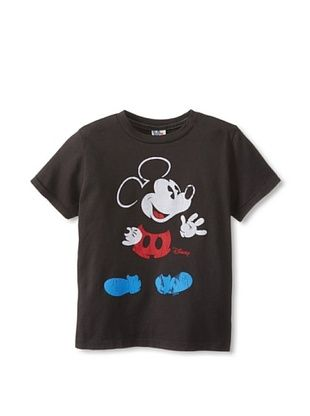 41% OFF Junk Food Kid's Mickey Mouse Tee (Bkwa)