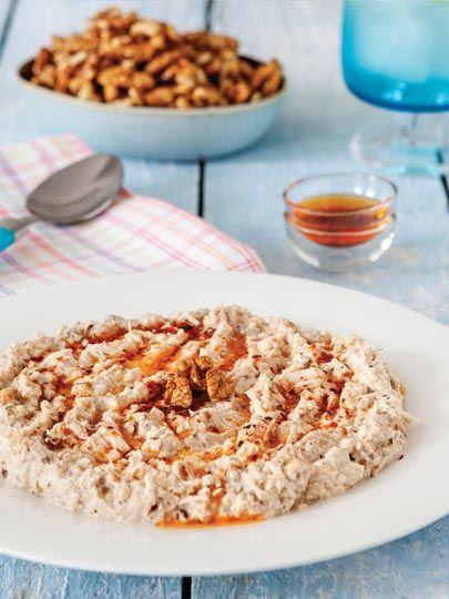 Çerkes tavuğu Tarifi - Türk Mutfağı Yemekleri - Yemek Tarifleri