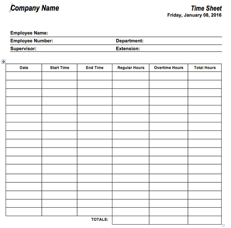 185 best construction forms images on Pinterest Construction - sample payroll timesheet