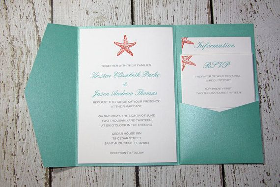 Beach Themed Wedding Invitations Templates: 25+ Best Ideas About Beach Wedding Invitations On