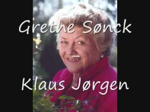 Grethe Soenck - Klaus Joergen