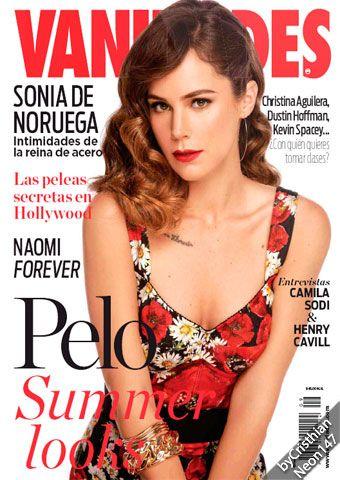 Vanidades México - 20 Abril 2016 - Entrevista a Camila Sodi y Henry Cavill