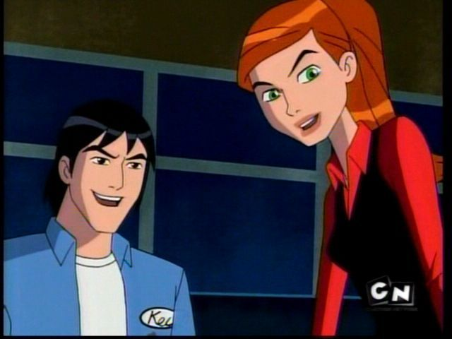 keven x gwen | Gwen and Kevin - Ben 10: Alien Force Photo (9110166) - Fanpop fanclubs