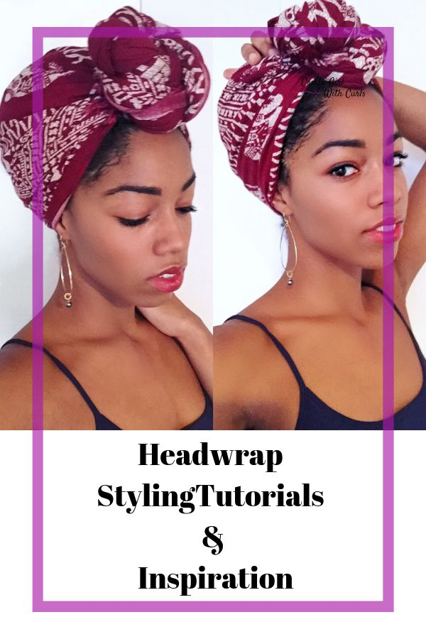 How to Tie Head Wraps – Tutorial Videos and Inspiration