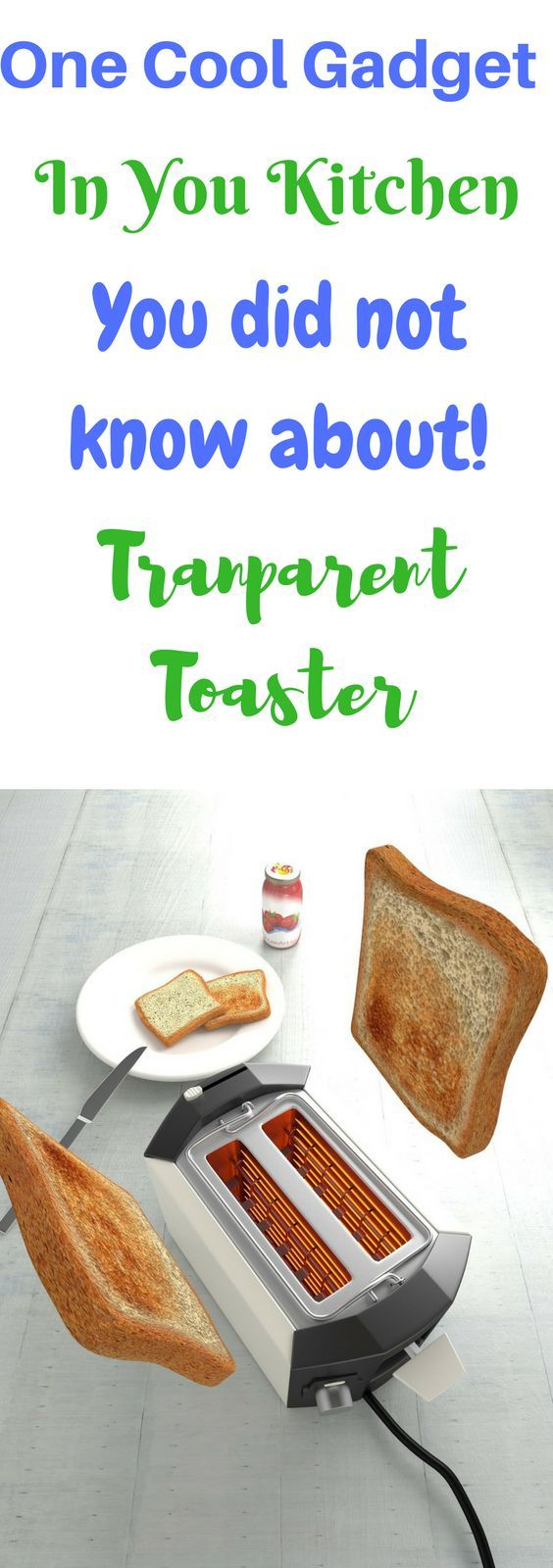 The coolest gadgest for your kitchen that you did not know about! #transparenttoaster, #kitchen ideas, #breakfast, #homegadgets, #kitchenorganization, #kitchenmodern, #kitchendream, #kitchenmodern, #kitchenappliances, #kitchengadgets, #kitchenutensiles, #kitchenaccessories, #kitchendecoration, #kitchengadgetsmusthave,