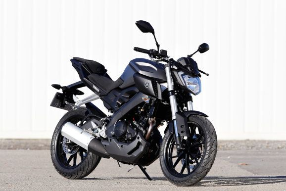 Yamaha MT-125 ABS.