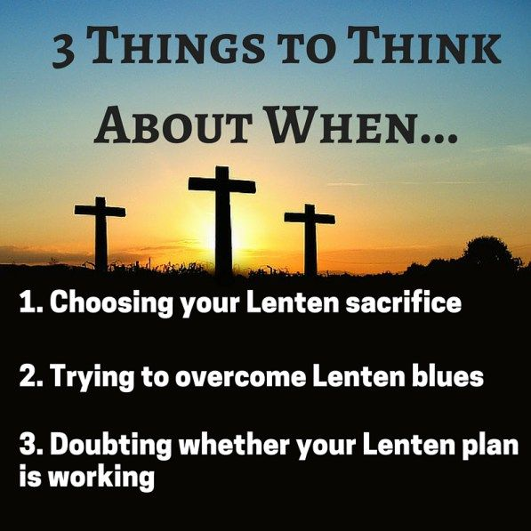 Taking a look at the meaning behind repentance, sacrifice and fasting can help us prepare for Lent and live it intentionally.