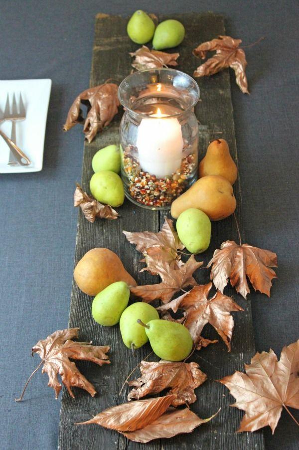 186 Best Fall Decor Images On Pinterest Thanksgiving